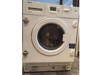 BEKO WI 1573 Front-Loading Integrated Washing Machine 7KG