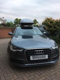 "2013 Audi A6 Avant S-Line with rare pano roof and 20"" alloys"