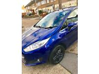 Ford Fiesta 2014 1 owner low mileage 22000