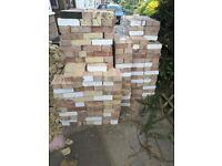 Used flettons bricks
