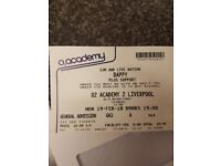 2x dappy tickets