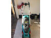 Bosch Rotak Lawnmower excellent condition