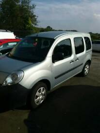 Renault Kangoo. Wheel chair adapted