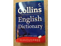Book - Collins Dictionary