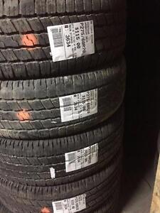 275/60/20 Goodyear Wrangler SR-A (All Season)