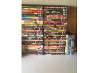 DVDs £1 ea or 3 for £2