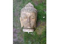 Very heavy 3d Buddha water feature