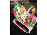 Baby rocker/chair