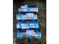 4 x Rolls Code 4 lead flashing NEW