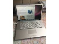 "Brand new MacBook Pro silver £300 15"" 2.5 ghz core 2 Duo"
