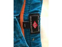 Lee cooper boys trousers