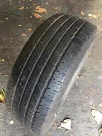 Tyre 265 50 20