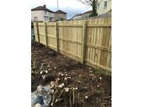 Fencing decking landscaping services