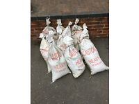 Free sandbags available!