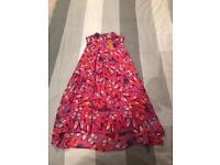 Children's butterfly dress