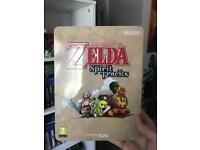 Legend of Zelda Spirit Tracks tin + figures