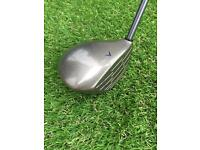 Callaway Driver: R Hand, Great Big Bertha Hawkeye, 9 deg, Reg shaft