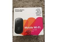 Boxed Huawei wireless Mobile Broadband on 3