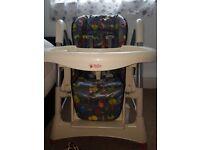 Baby Weavers High Chair