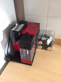 NESPRESSO by De'Longhi Lattissima Coffe Machine for sale