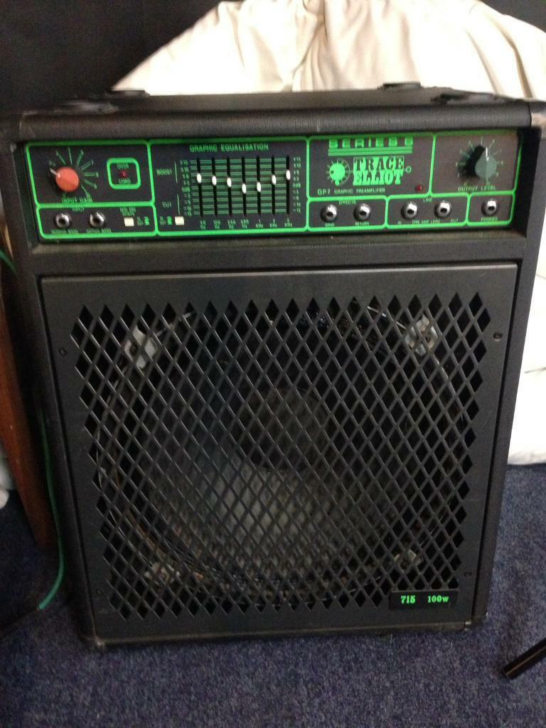 Trace Elliot Gp7 Series 6 Bass Amp In Stoke Newington