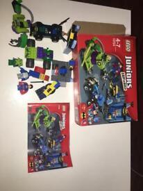 Lego 10724 incomplete
