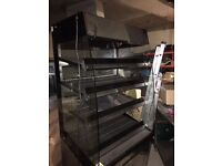 Caterline new heated cabinet RRP£5,000