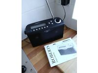 Robert's ClassicLite DAB Digital Radio in Black