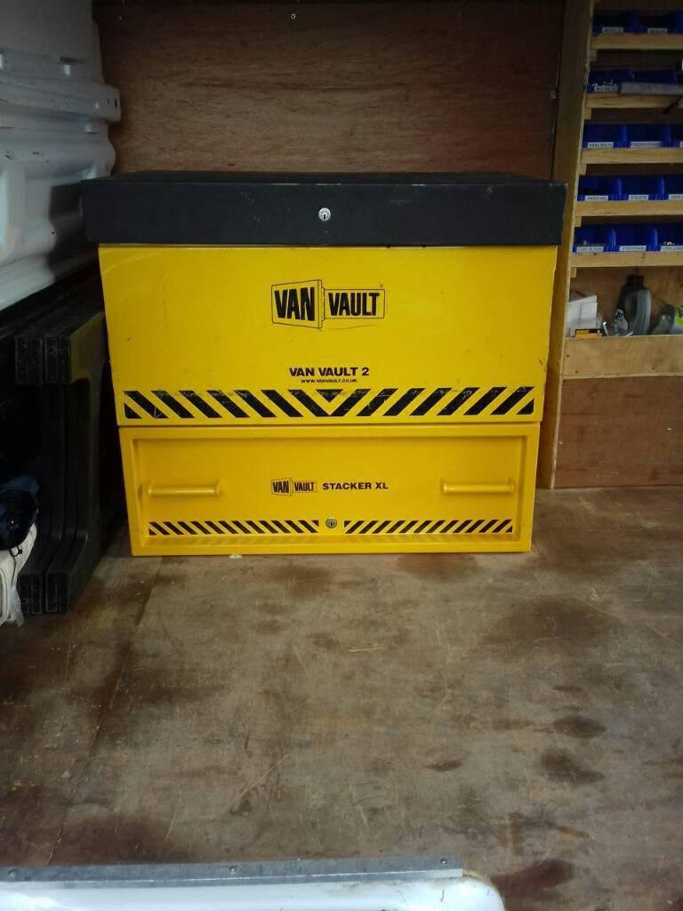 a3d6731e7d3158 Van Vault 2 Site Box   Draw