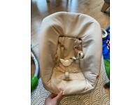 Stokke Tripp trap newborn attachement