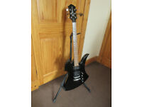 BC Rich Mockingbird electric guitar