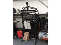 20 ton hydraulic workshop press