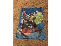 Toy Story wallet & bag