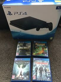 Latest PS 4 and Games