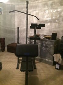 Domyos Multi Weight Bench for sale