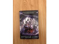 *NEW* First of the Pittacus Lore set - I am number four book