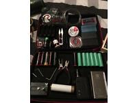 Vape gear *only selling as whole lot*