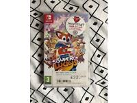 Nintendo switch super lucky tales
