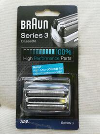 Braun Razor foil Series 3 model 32S