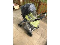 Oyster complete buggy travel system