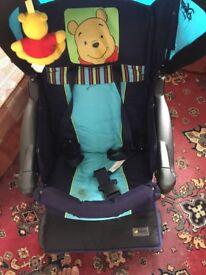 Hauck Disney pushchair with accessories
