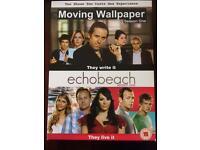 DVD - Echo Beach & Moving Wallpaper