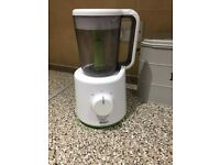 Avent Philips Steamer/Blender 2in1