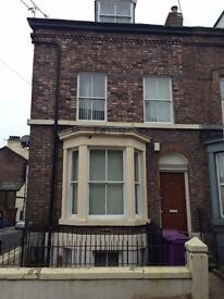 Double room available in a 2 bed Flatshare (Wavertree)