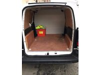 Backup Driver/Courier With Small Citroen Berlingo £10k GIT insurance can cover hols or sick drivers.