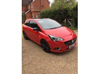 Immaculate condition 2016 Vauxhall Corsa Limited Edition Hatch back