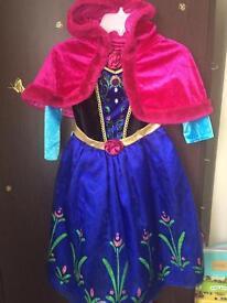 Anna Dress Frozen Disney