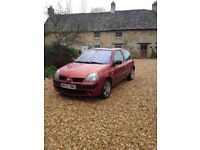 2 owners, owned for 6 years. Service history. TLC needed, bottom of bumpert front