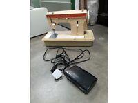 Singer Sewing Machine Model 367