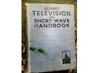 Newnes Television and Short Wave Handbook
